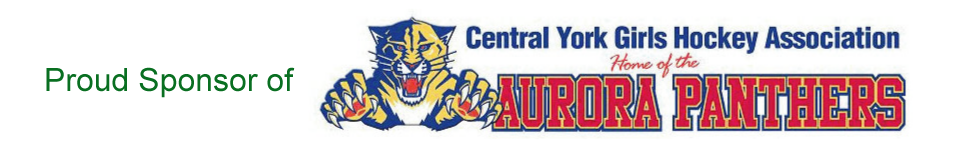 Sponsor of Aurora Panthers